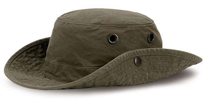 Tilley Endurables T3 Wanderer Cotton Duck Medium Brim Hat