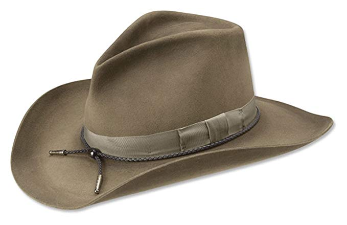 Orvis Men's Desperado Cowboy Hat