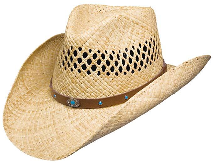 Stetson Madrid Straw Hat