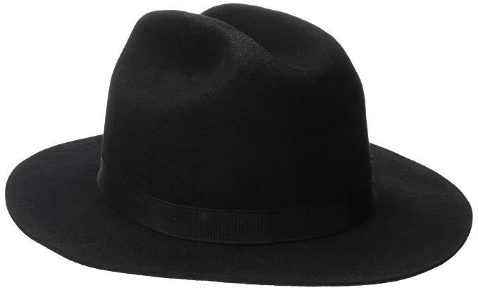 Brixton Men's Coburn Fedora Hat